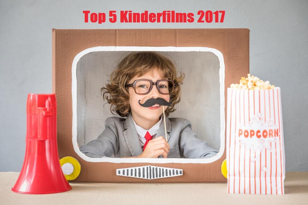 Top 5 leukste kinderfilms en animatiefilms van 2017