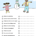 bucketlist winter kinderen