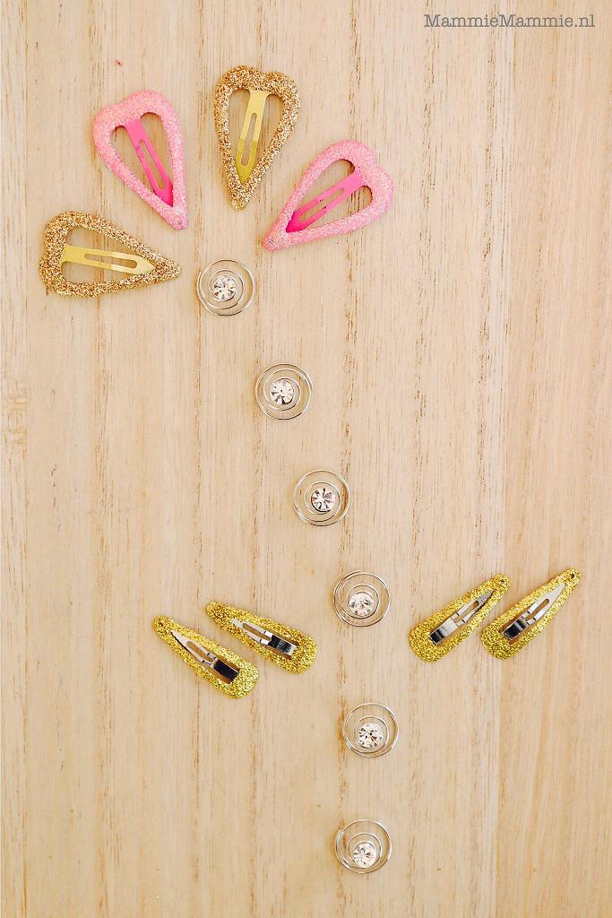 glitter klepjes voor meisjes