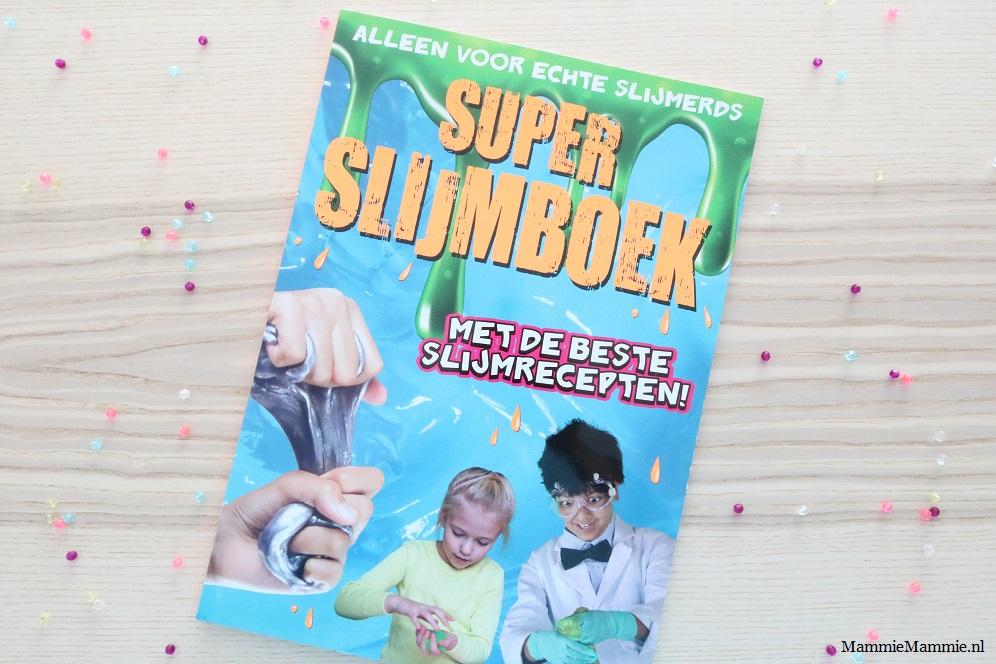 boek over slijm maken