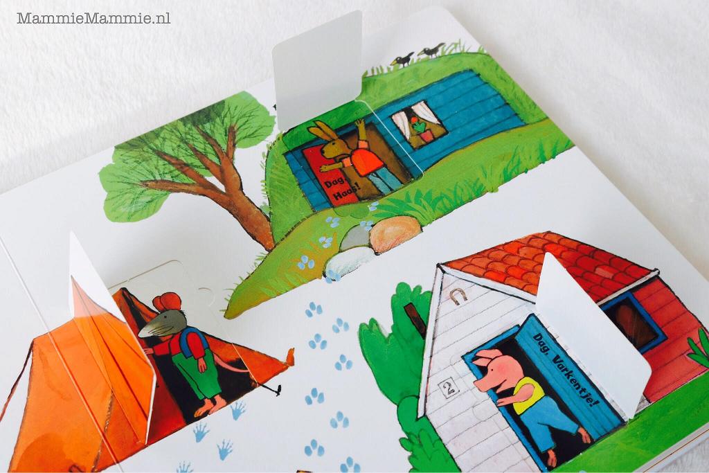 kikker en zijn vriendjes kartonnen boek