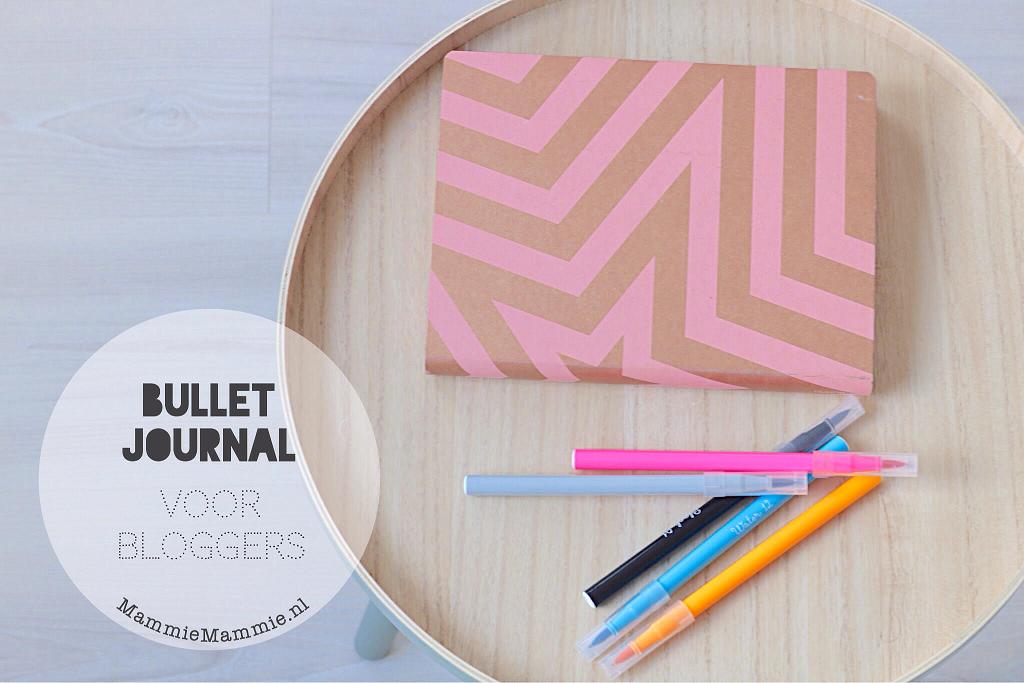Tips en ideeën | Bullet journal voor Bloggers, je zaken op orde
