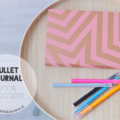 bullet journal voor bloggers