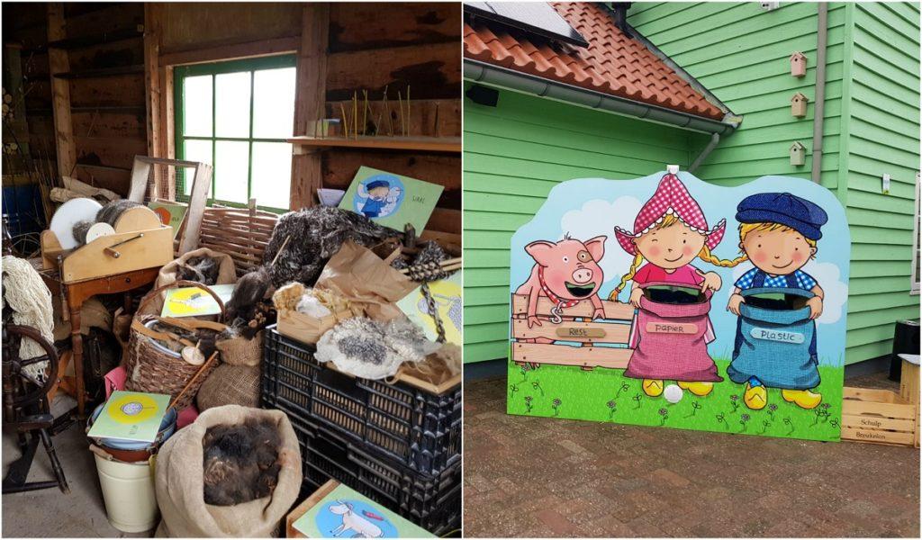 Fien en teun boerderij voor kinderen