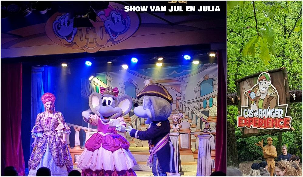 jul en julia show nieuw