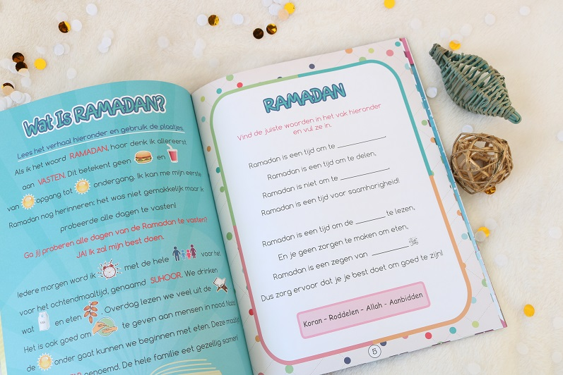 ramadan tijdschrift voor kinderen
