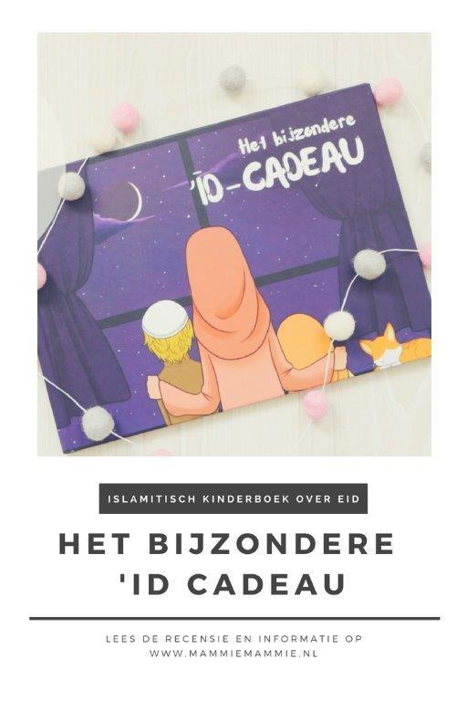 eid cadeau kinderboek over suikerfeest