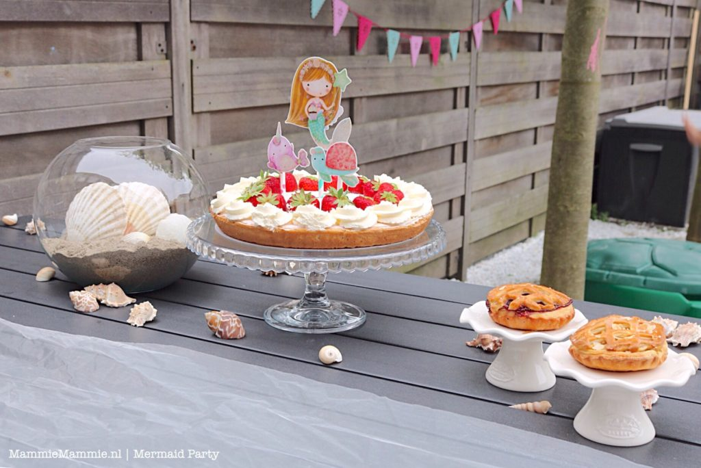 Tips and Tricks: Mermaid party – Zeemeerminnen feest