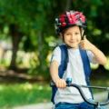 tips om te leren fietsen