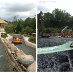 Water attracties avonturenpark Hellendoorn