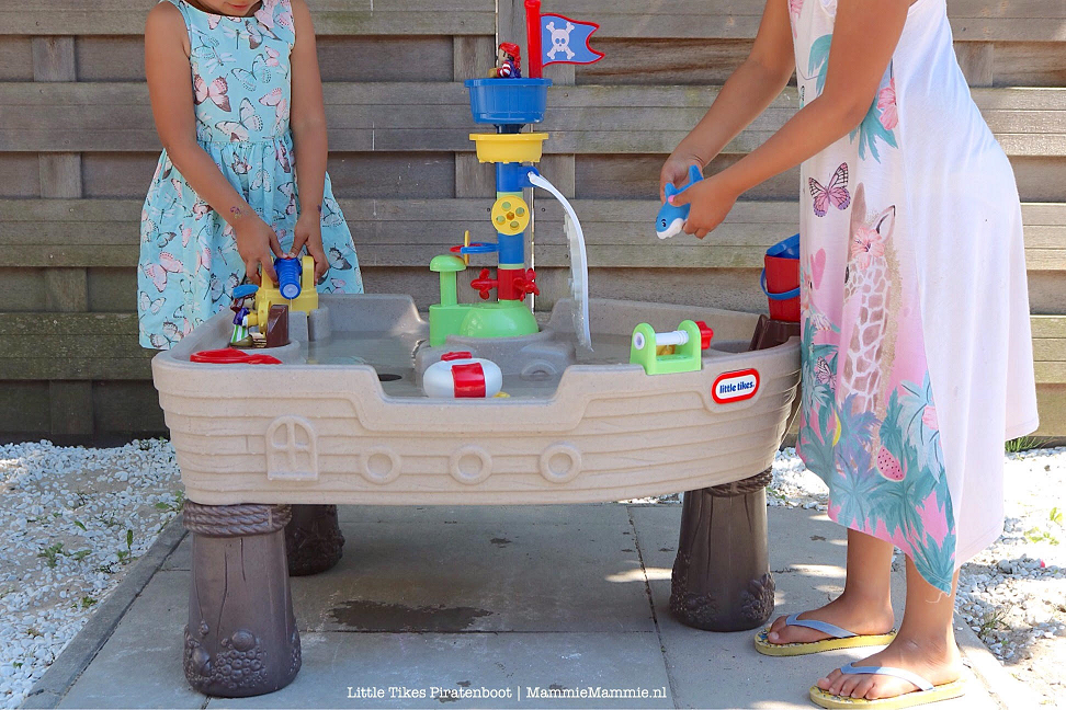 little tikes piratentafel ervaring