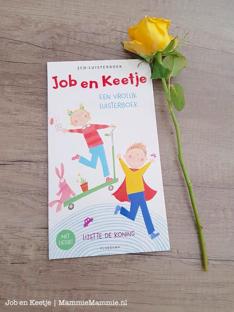 recensie job en keetje een vrolijk luisterboek
