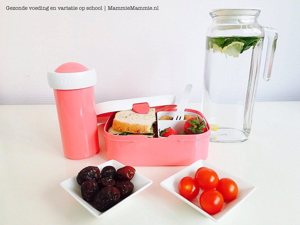 gezond eten en variatie tips basisschool