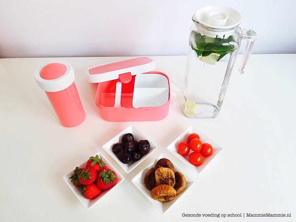 gezond eten tips basisschool