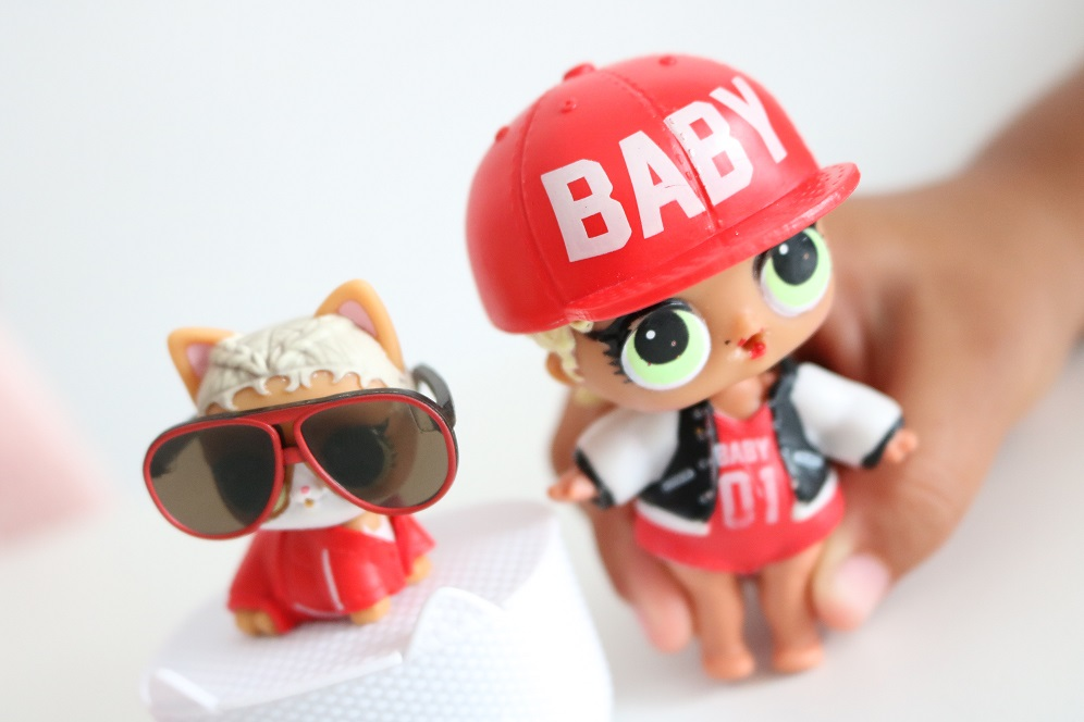 lol surprise doll with similar pet