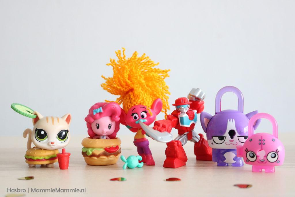 Verzamelspeelgoed Mini speelgoed