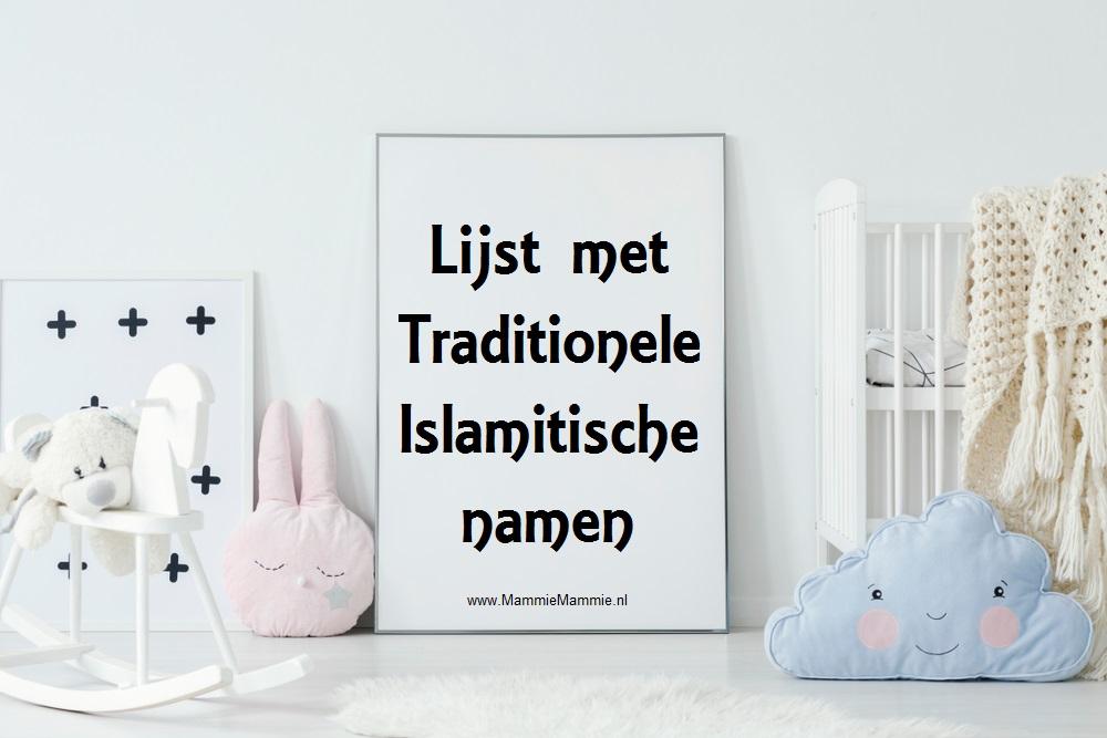 traditionele islamitische namen