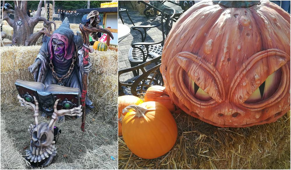 Halloween Pretpark