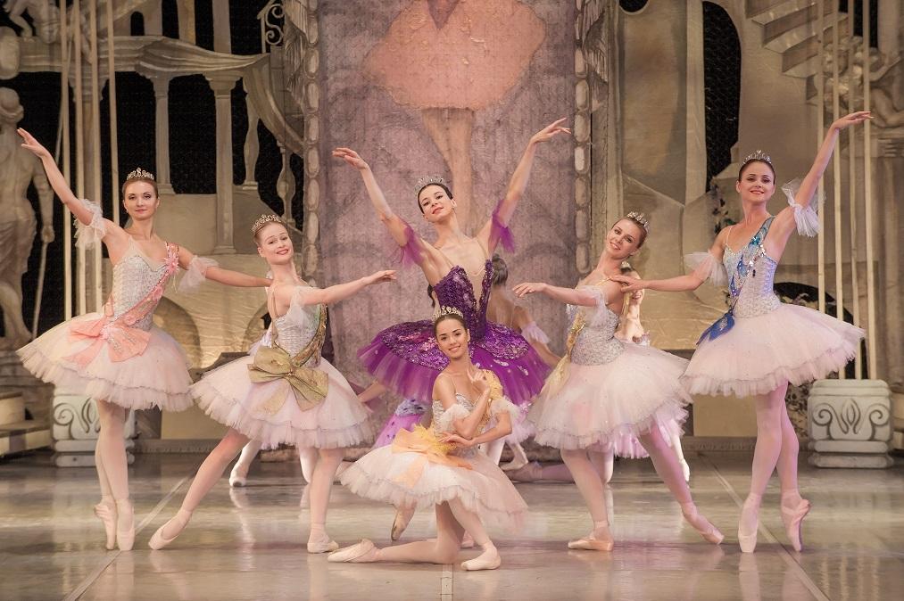 Moscow Classical Ballet Doornroosje