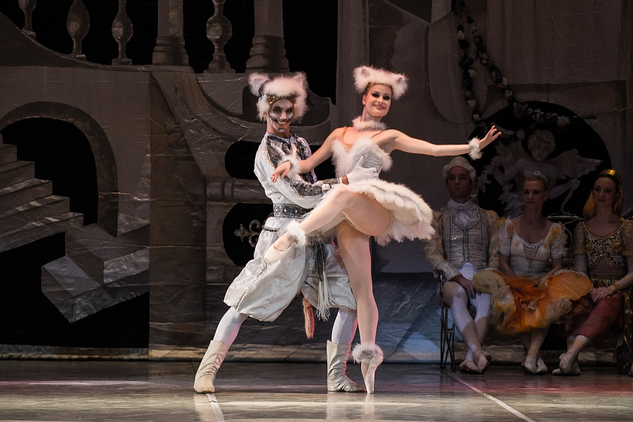 Moscow classical ballet Beauty Beast