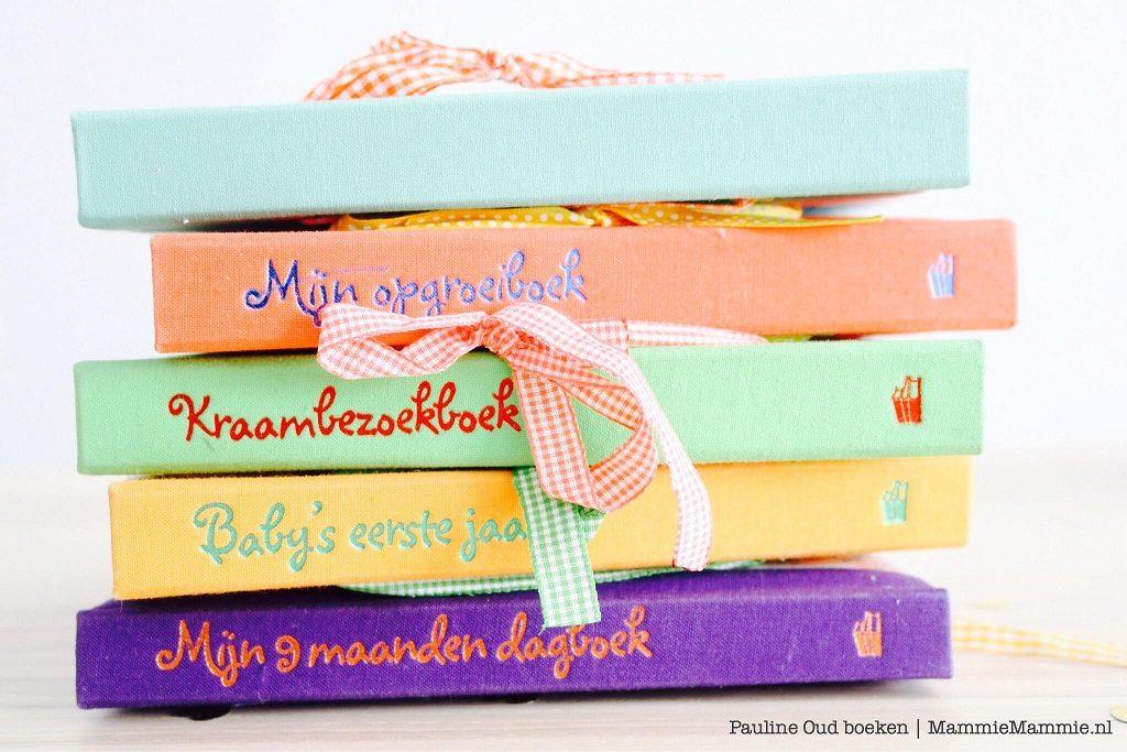 Pauline Oud invulboeken