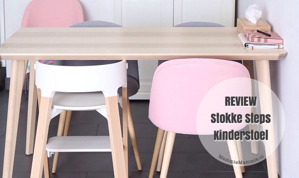 review stokke steps kinderstoel