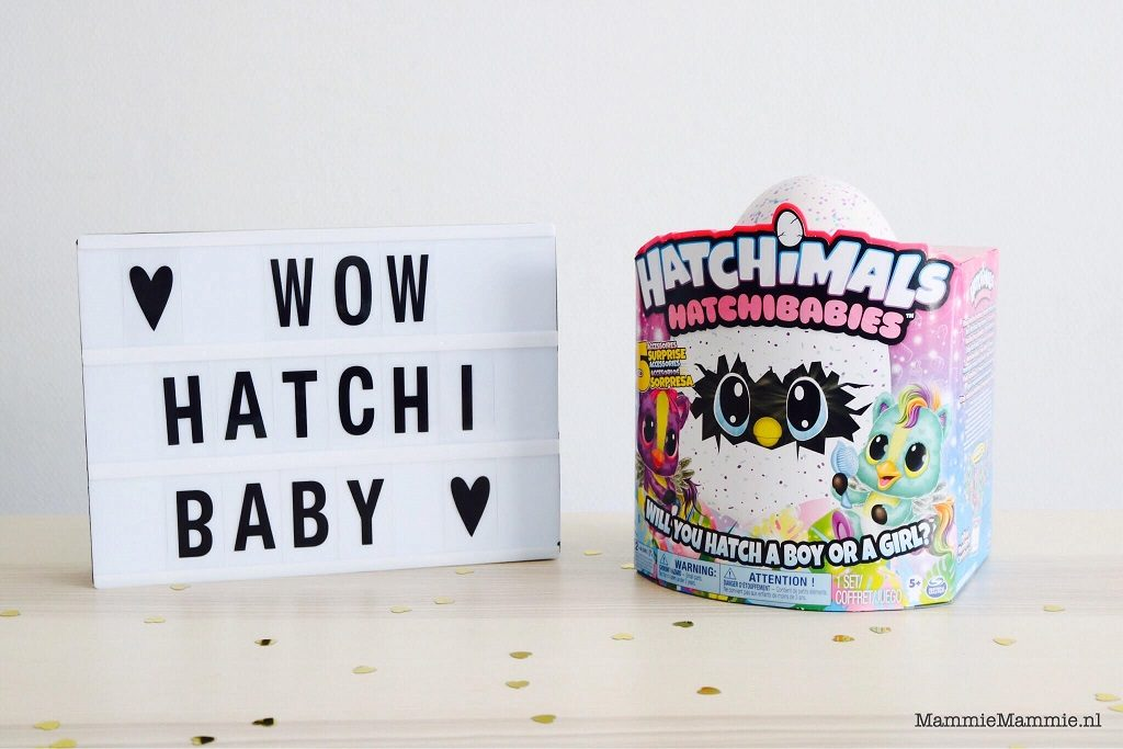 unboxing video hatchi babies