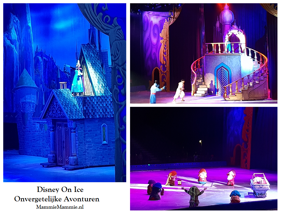disney on ice ervaring