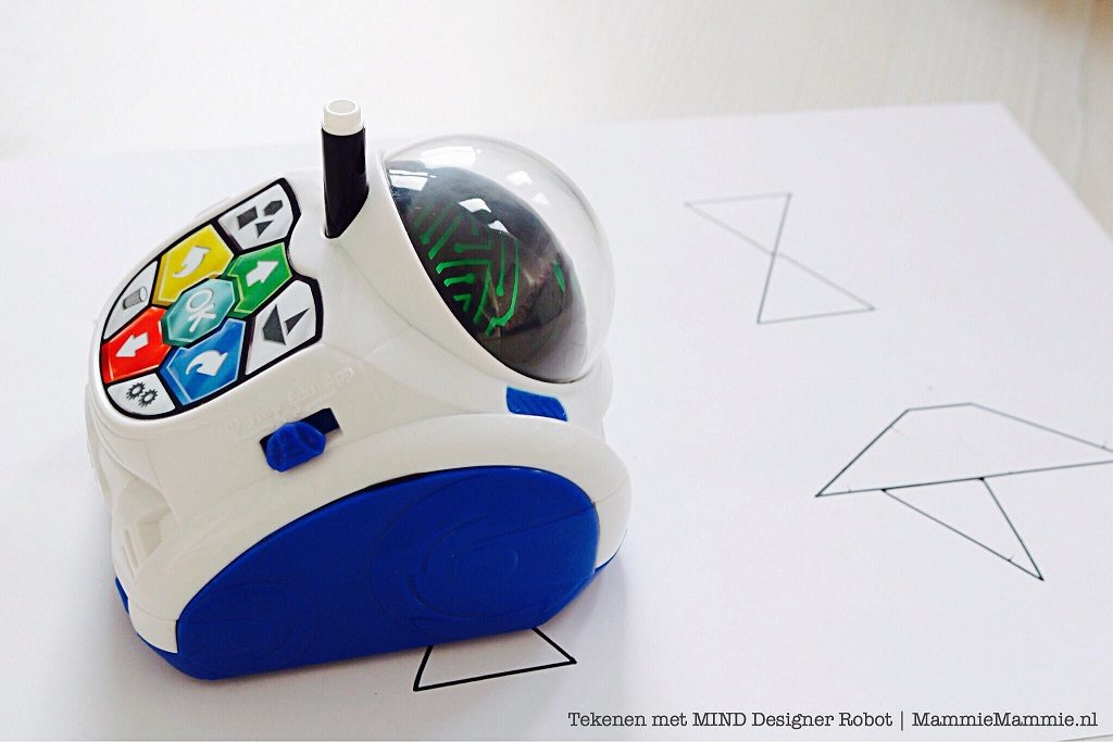 mind design robot review