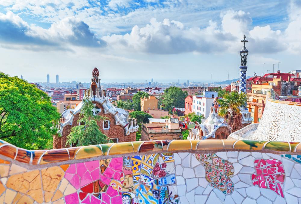 Barcelona bezoeken winter