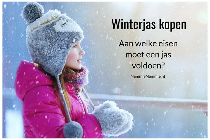 Winterjas kopen kind tips