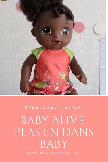 bruine baby alive pop