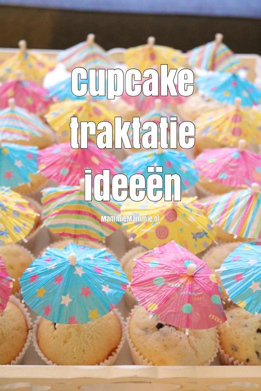 cupcake ideetjes versieren