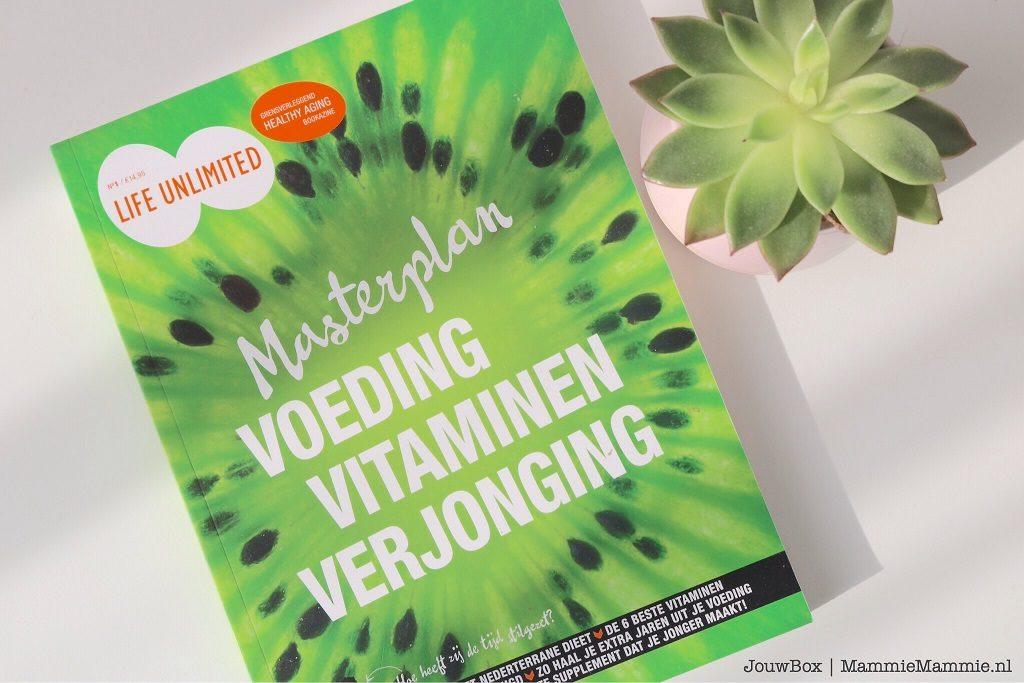 boek over verjonging gezond leven