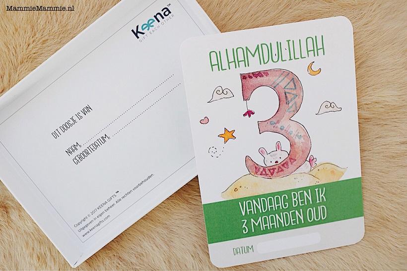 islam milestone cards