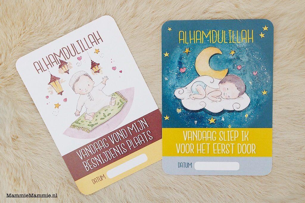 islamitische baby cards