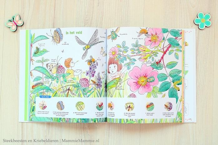 steekbeesten en kriebeldieren boek recensie