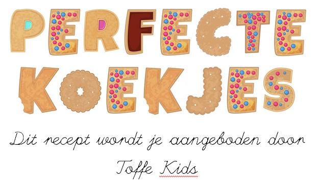 recept voor perfecte koekjes