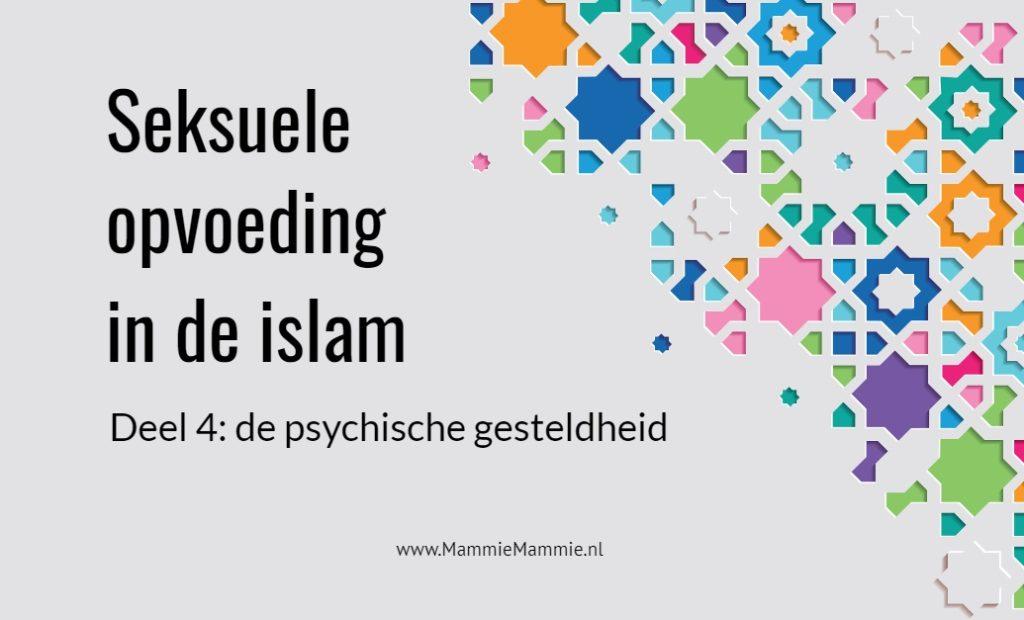 pyschische gesteldheid kind islam