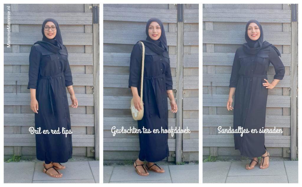 hijaab zomerjurk