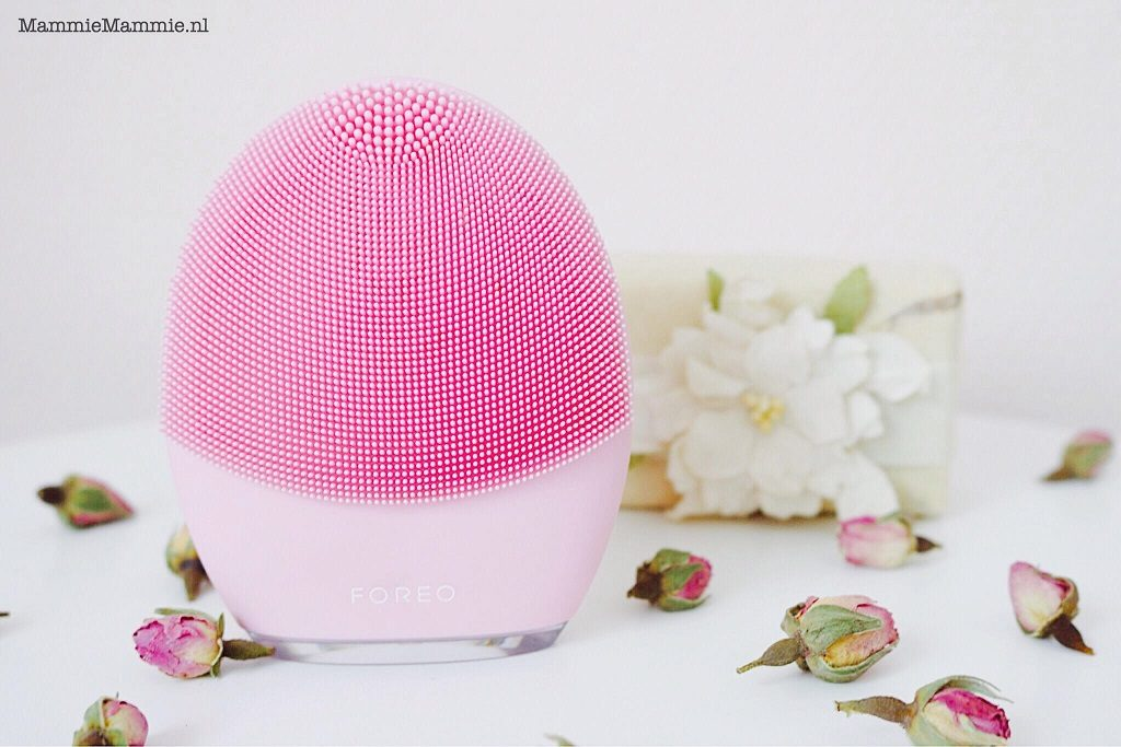 review foreo luna 3