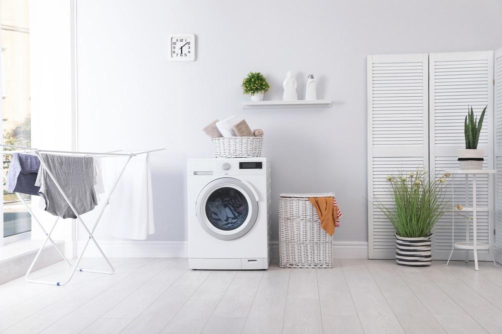 waskamer en huishoudklussen
