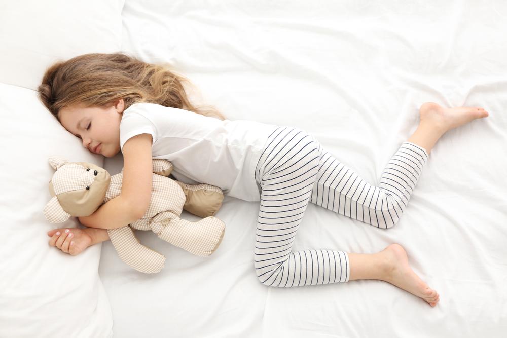 tips kind in eigen bed laten slapen