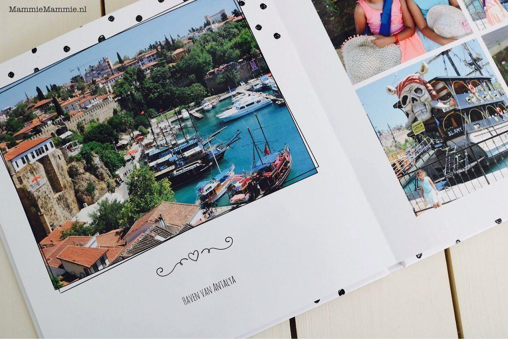 fotoalbum maken zomervakantie