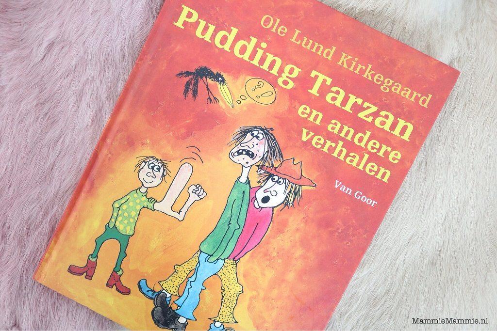 grote boek van pudding tarzan