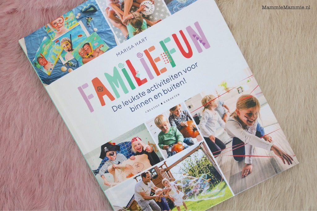 review activiteiten boek voor gezin