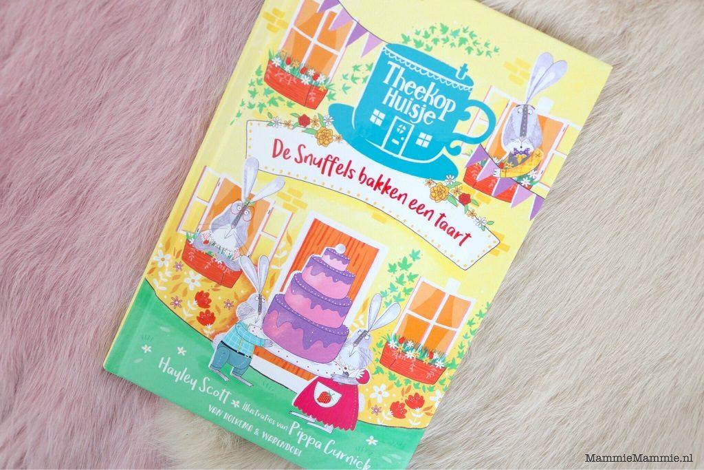 review kinderboek de snuffels