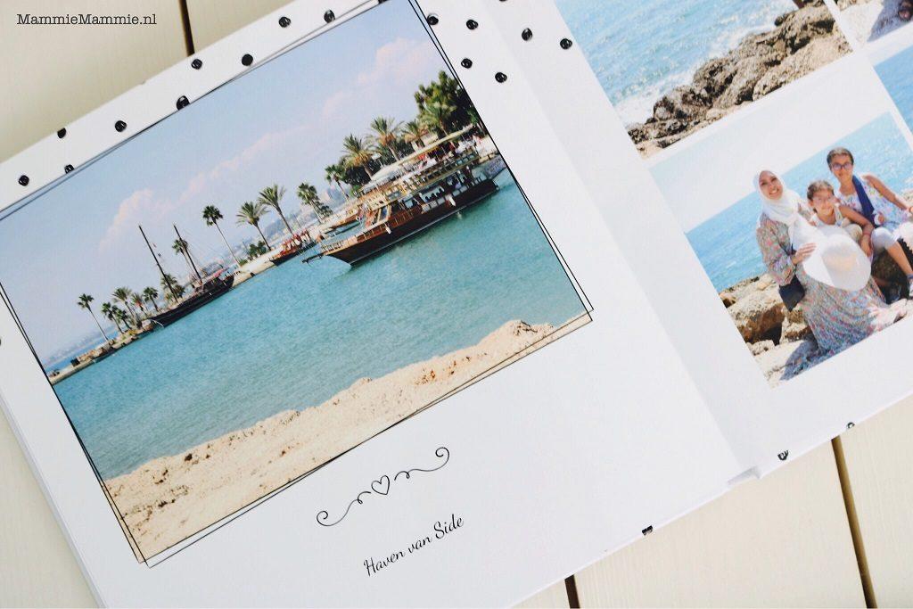 vakantiealbum maken