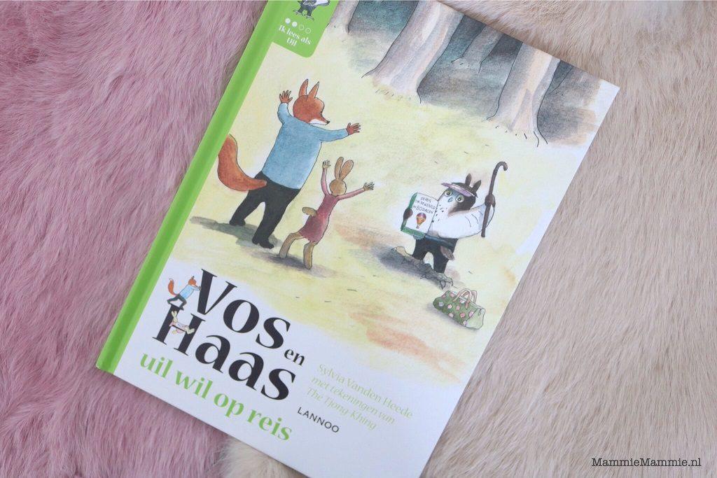vos en haas boek groep 3