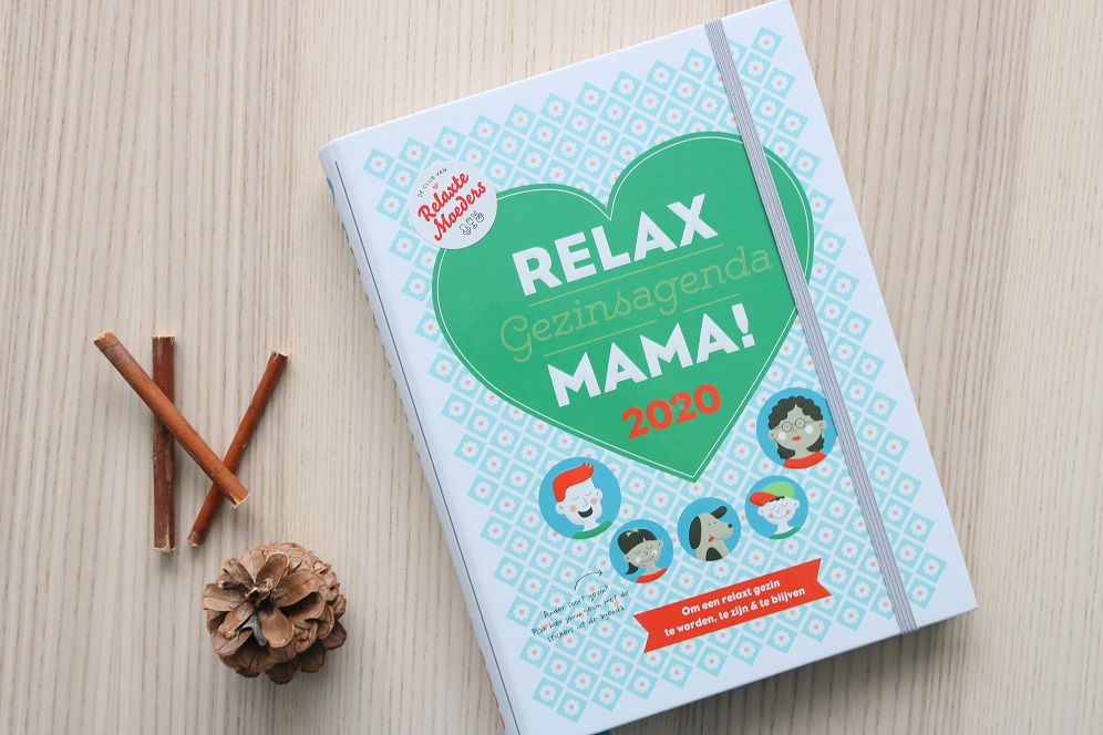 relax mama gezinsagenda 2020
